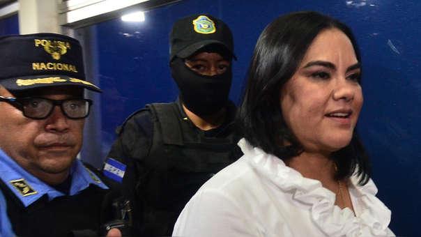 FILES-HONDURAS-POLITICS-CORRUPTION-BONILLA
