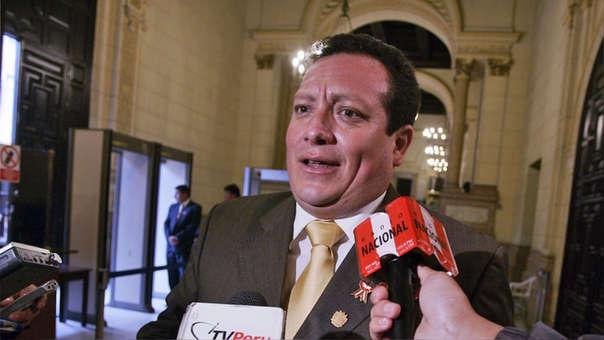 Saldaña Reátegui habría dejado deudas de pago a los trabajadores, según el informe de la Contraloría.