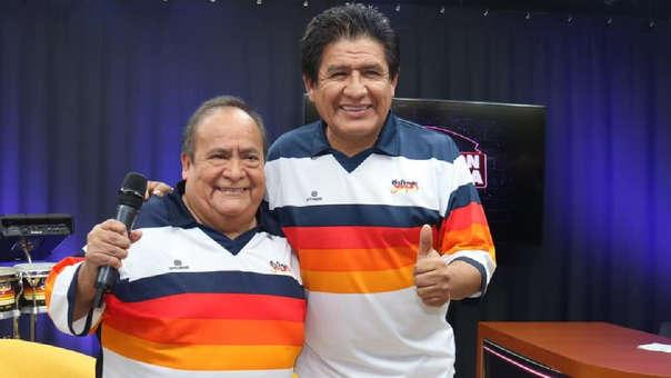 Chapulín y Jaime Moreyra