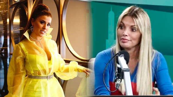 Jessica Newton confesó que quiere a Yahaira Plasencia en el Miss Perú: