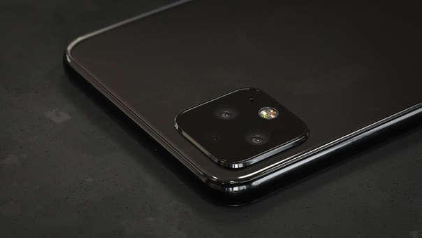 El nuevo Pixel 4 de Google tendrá doble sensor fotográfico en la tapa trasera.
