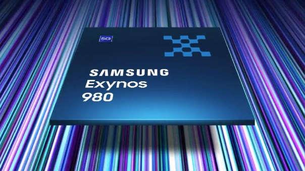 Samsung presenta su nuevo procesador Exynos 980 en el IFA de Berlín