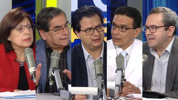 Debate sobre el sistema de salud en el país