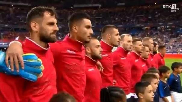 Selección de Albania