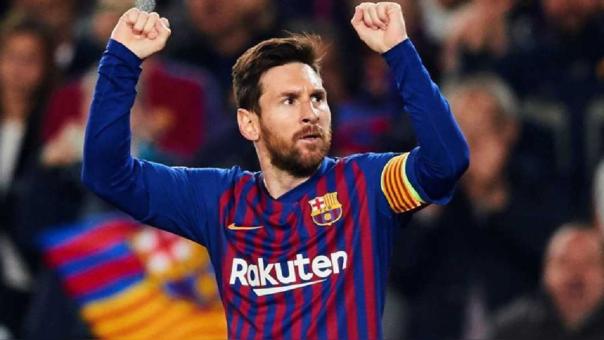 Lionel Messi haría su debut con Barcelona ante Valencia