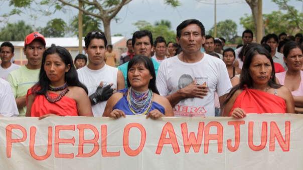Al menos 15 integrantes de la Comunidad Nativa de Alto Comainas han desaparecido este lunes.