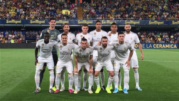 El plantel del Real Madrid vale 205 millones más que el de Barcelona
