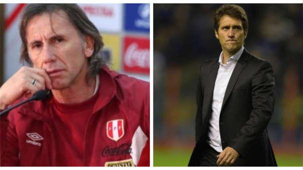 Ricardo Gareca reveló que Guillermo Barros Schelotto le consultó por jugadores de la Selección Peruana