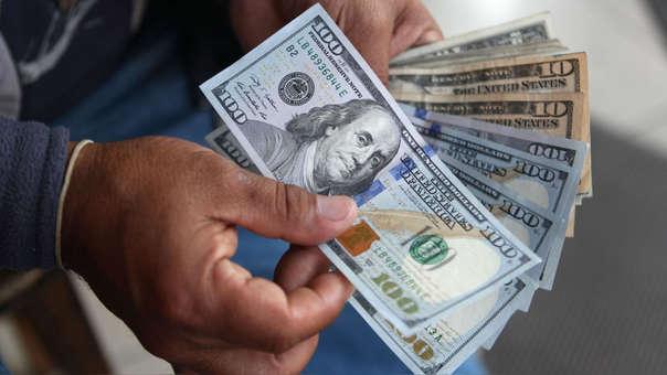 En los últimos doce meses la divisa avanzó 0.60%, según el Banco Central de Reserva.