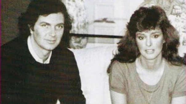 Camilo Sesto y Lucía Mendez
