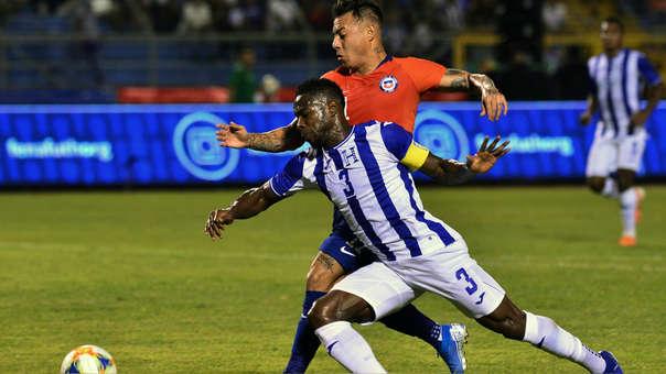 Honduras vs. Chile