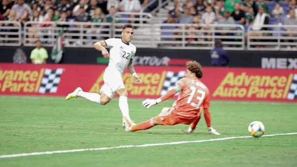 Argentina  4-0 México