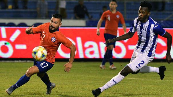 Chile vs. Honduras
