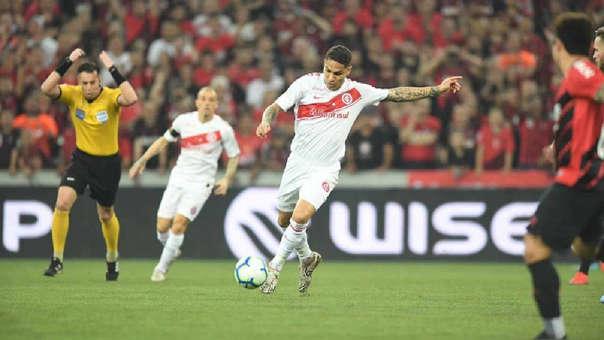 internacional vs. Atlético Paranaense