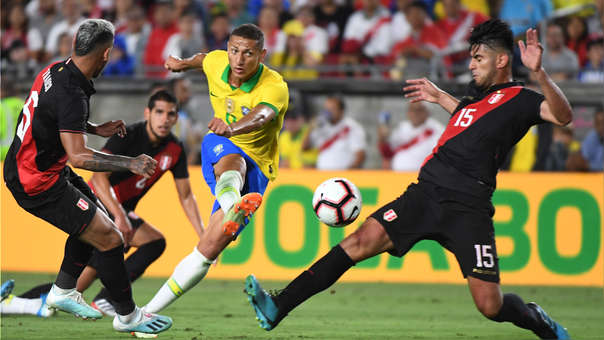 Perú vs. Brasil