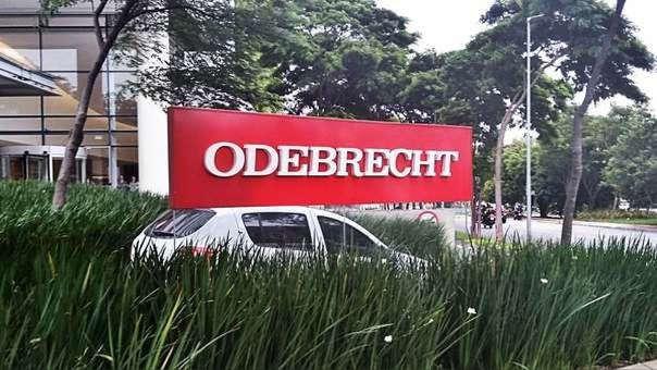 Sede de la constructora brasileña Odebrecht en Sao Paulo, Brasil.