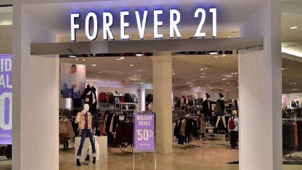 Tiendas De Ropa Forever 21 Planea Declararse En Bancarrota Minoristas Venta Por Internet Rpp Noticias