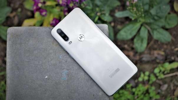 Este es el Motorola One Action