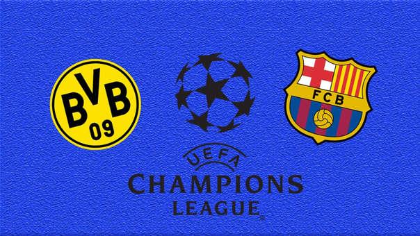 Image Result For Vivo Borussia Dortmund Vs Barcelona En Vivo Nos