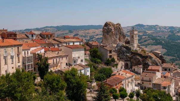 Molise, en el sur de Italia.