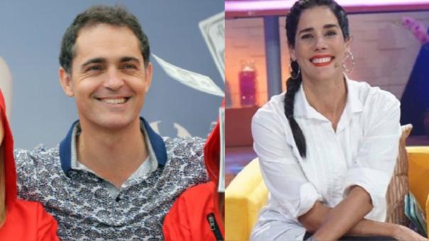 Pedro Alonso y Gianella Neyra