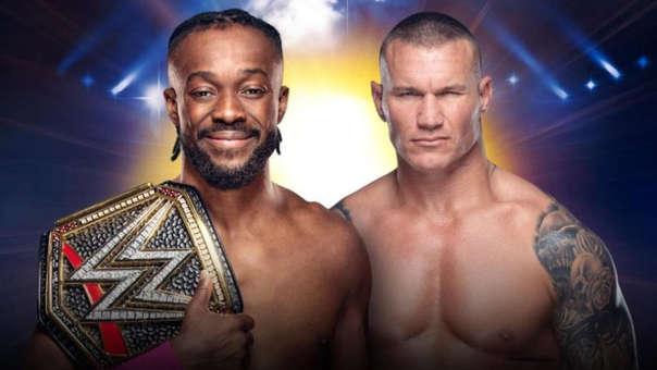 Kofi Kingston vs. Randy Orton