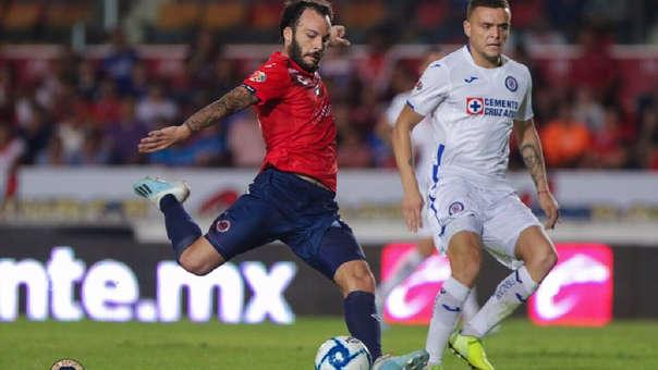 Veracruz vs. Cruz Azul chocan este viernes por la fecha 9 de la Liga Apertura por la Liga MX