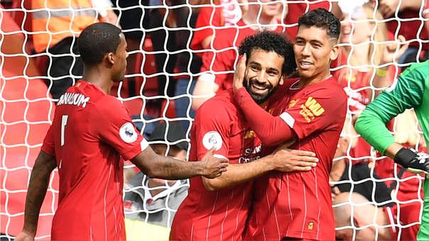 Liverpool vs. Newcastle