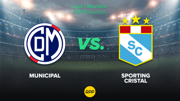Municipal vs. Sporting Cristal