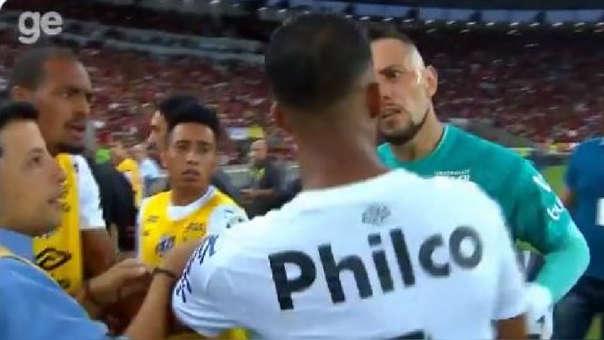 Santos vs. Flamengo