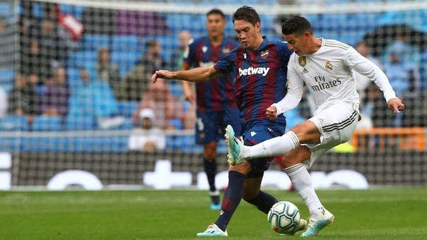 James Rodríguez se ganó un lugar en Real Madrid
