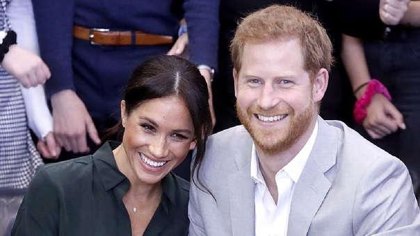 Meghan Markle y el cariñoso mensaje al príncipe Harry: