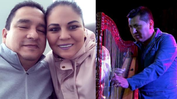 Rubén Sánchez, Dina Paucar y Salvador Dextre.