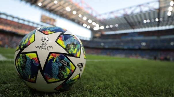 Fase de grupos - Champions League