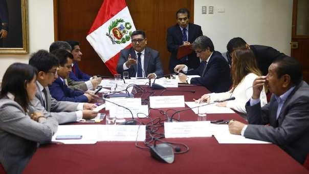 Se instaló Subcomisión de Acusaciones Constitucionales.