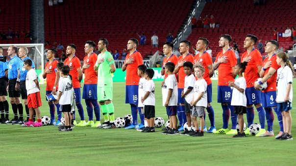 Chile se enfrentará a Colombia en octubre