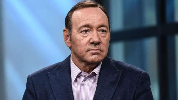 Kevin Spacey: Muere un hombre que acusó de agresión sexual al actor de