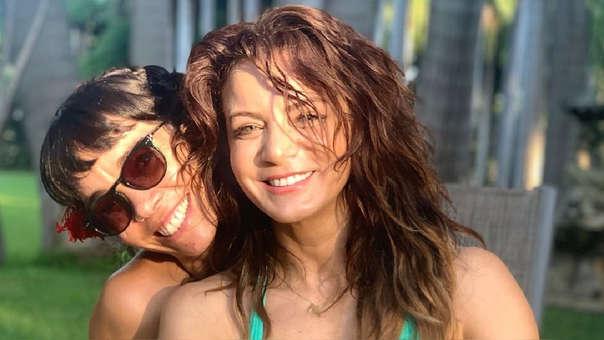 Silvia Navarro descarta su homosexualidad y afirma que mujer a la que dijo amar es