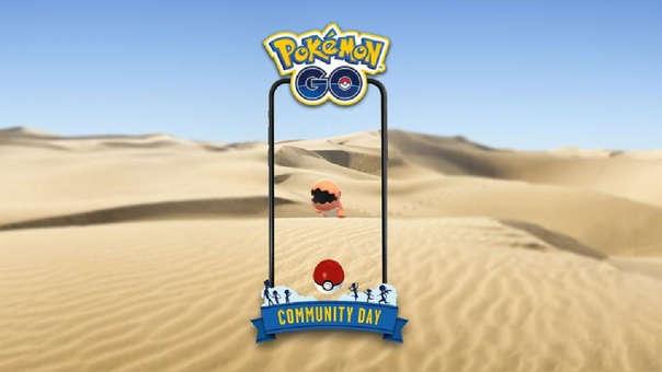 Trapinch Pokemon GO