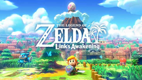 Zelda; Link's Awakening