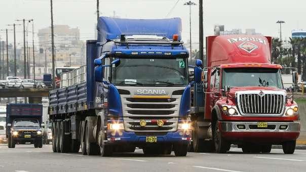 Presidente del AMPE recibió al gremio de transportistas.