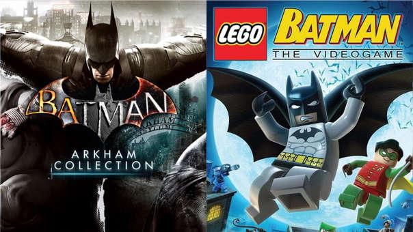 Batman Arkham y LEGO