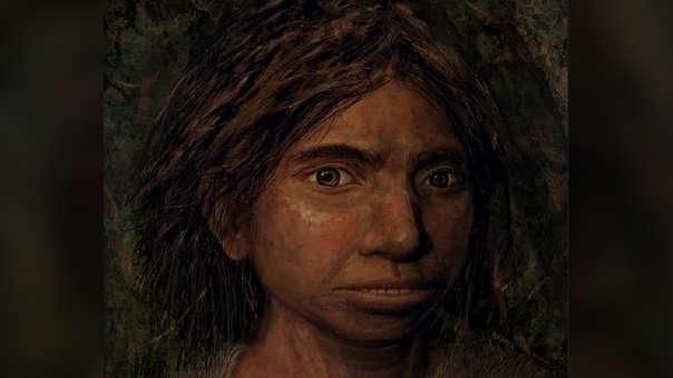 Retrato de una joven denisovana a partir de los datos obtenidos de metilación de ADN