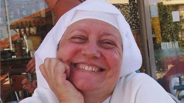 Sor Maria Antónia, la religiosa víctima del crimen.