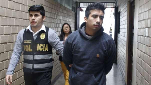 Alex Alvarez Silvera fue capturado ayer y puesto a disposición el día hoy por la Policía.