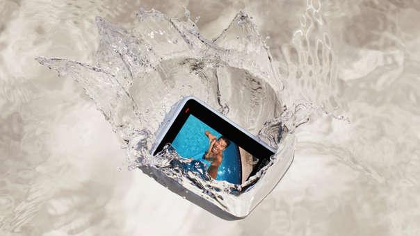 La nueva GoPro Hero 8 tendrá un mejor juego de lentes y un sistema modular para accesorios