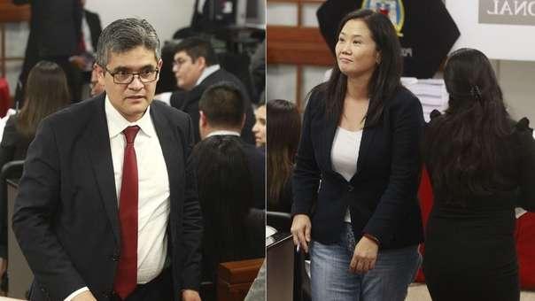 Fiscalía al tanto de la audiencia que realizará al Tribunal Constitucional.