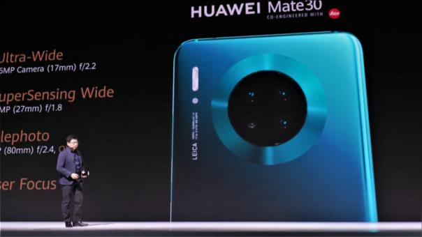Huawei no ha sido precisa al comunicar sobre las aplicaciones de Google en el nuevo Mate 30