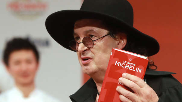 Marc Veyrat guía Michelin