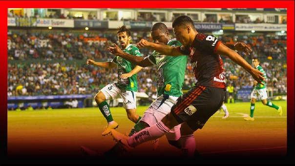 León rescató un empate: igualó 1-1 con Atlas por la fecha 11 de la Liga MX
